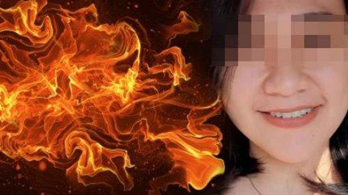 ILUSTRASI - Perawat cantik asal Desa Arjowilangun, Kecamatan Kalipare, Kabupaten Malang, dibakar menggunakan bensin oleh pria tak dikenal pada Senin (3/5/2021).