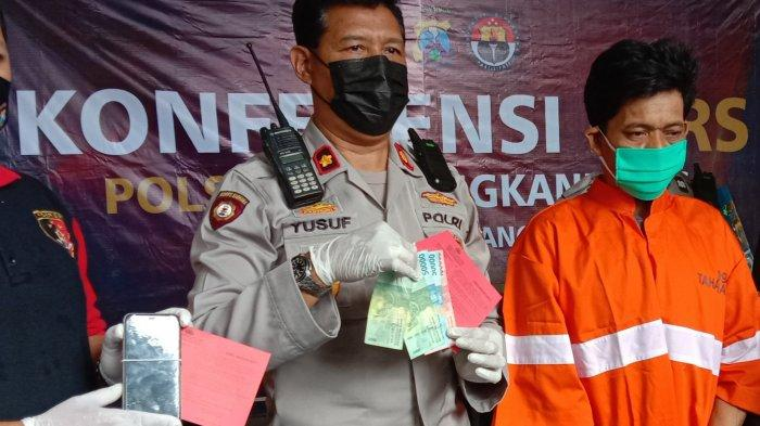 Gara-gara Ecer Togel, Perawat Sapi Ditangkap Anggota Polsek Kedungkandang Malang
