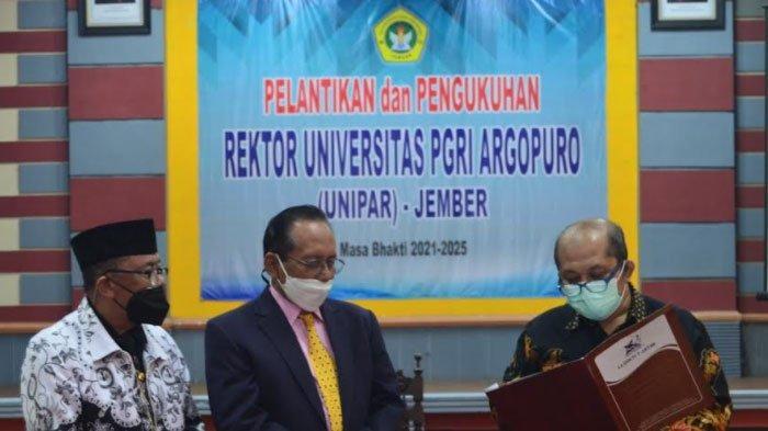IKIP PGRI Jember Alih Status Menjadi Universitas PGRI Argopuro