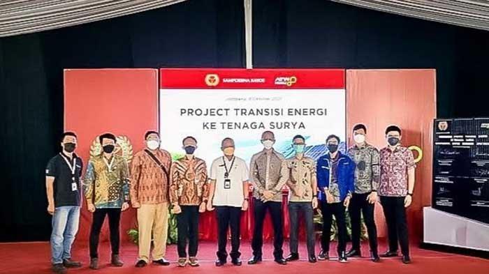 Cintai Bumi, Sampoerna Kayoe Resmikan Panel Surya Berkapasitas 1,7 MWp di Jombang