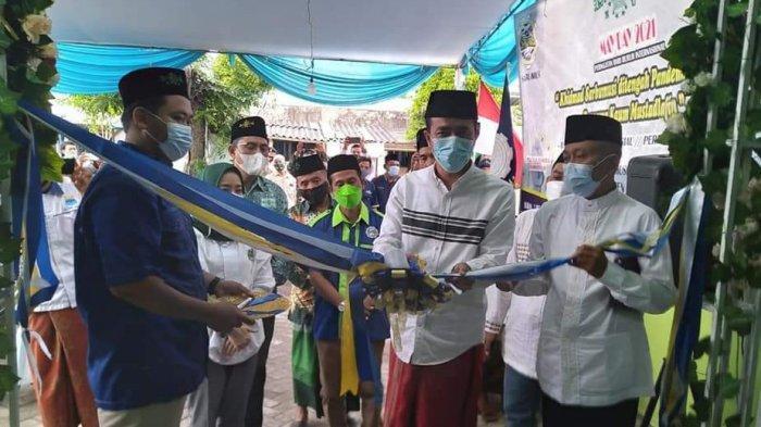 Momentum May Day, Politisi PKB Resmikan Kantor Sarbumusi di Tuban