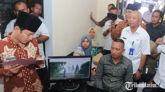 Smart Centre Trenggalek Mulai Dibangun,Layanan Surat SKTM hingga e-KTP Bisa Rampung di Kantor Desa
