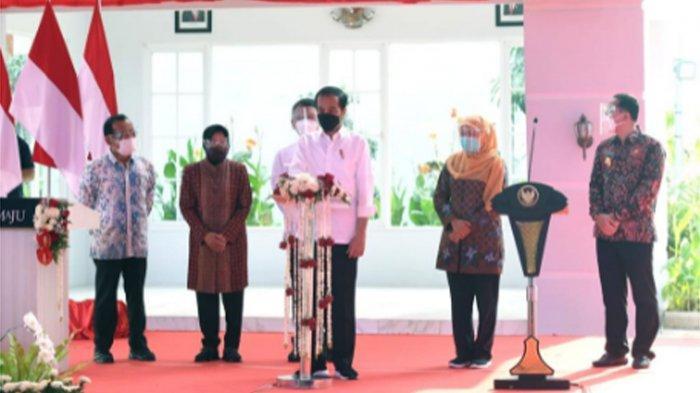 PSEL Benowo Jadi Pilot Project Nasional, Presiden Jokowi Minta Daerah Lain 'Lihat, Tiru, Copy'
