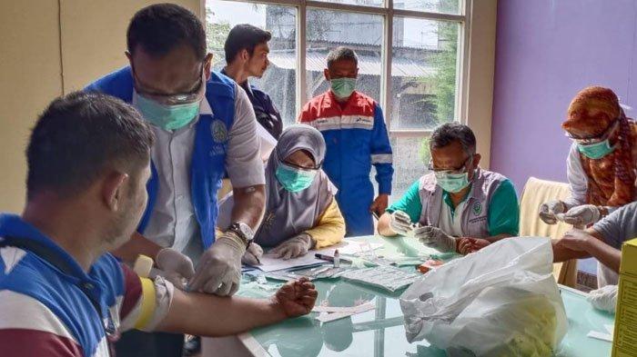 PT Pertamina EP Asset 4 Poleng Field Beri Bantuan ke Warga Terdampak Covid-19