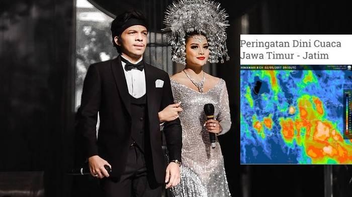 Siklon Tropis Seroja Kalah Trending sama Pernikahan Atta-Aurel, BMKG 'Ngambek': Dianggap Tak Menarik