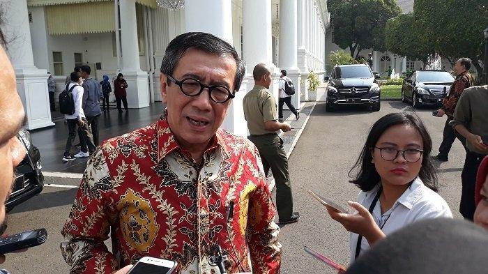 Kunjungi Kantor Imigrasi Kelas I Khusus Surabaya, Menkumham Apresiasi Upaya Pembentukan WBBM