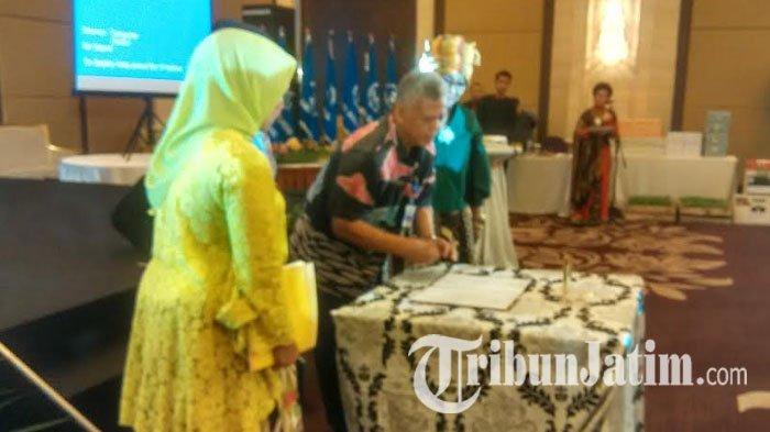 Ulang Tahun IWAPI Jawa Timur, Dinas Kelautan dan Perikanan akan Memberikan Pembinaan Mutu Usaha