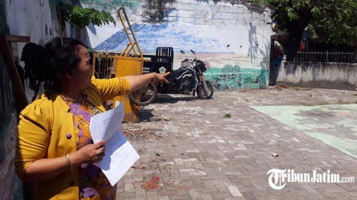 4 Tahun Pedagang Ayam di Pasar Baru Gresik Berjuang, Tuntut Kiosnya Dikembalikan, 'Kerja Keras Saya'