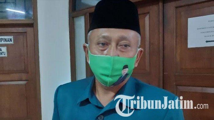 Zona Merah Sebaran Covid-19, Ketua DPRD Kabupaten Tuban: Stop Kunker Sementara