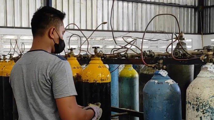 Permintaan Oksigen RS Melandai, PT Samator Madiun Mulai Layani Industri dan Masyarakat Umum