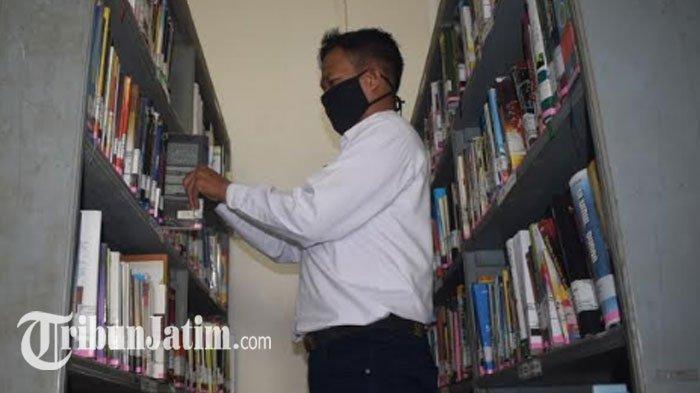 Perpusda Bondowoso Rencana Buka Kembali Senin 15 Februari, Disarankan Pinjam untuk Baca di Rumah