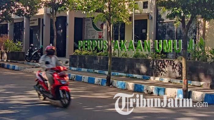 Jumlah Pengunjung Perpustakaan Umum Kota Probolinggo Turun Drastis Selama Pandemi Covid-19