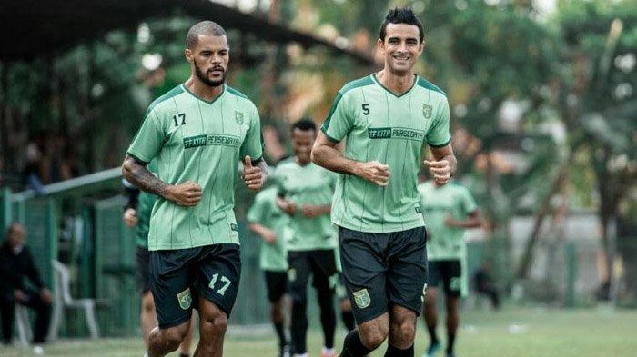 Jelang Laga Persebaya Lawan Bali United, Nasib David da Silva Belum Jelas