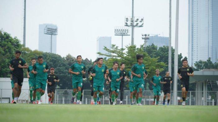 Jelang Hadapi Bhayangkara FC, Mental Pemain Persebaya Tak Luput dari Evaluasi Tim Pelatih