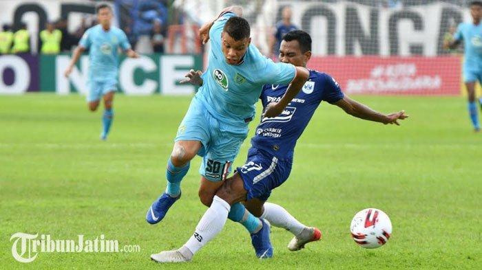 Pekan Kedua Liga 1 2020 Diwarnai Hujan Kartu Merah, Ada Pemain Persela hingga Persik Kediri