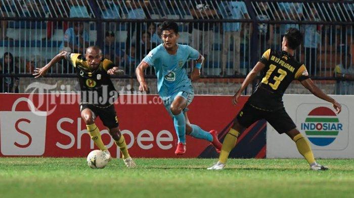 Persela vs Barito Putera, Skuad Joko Tingkir Terpaksa Ditahan Imbang 0-0 di Tanah Lamongan