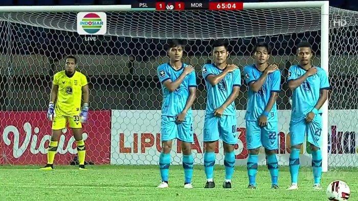 Hasil Persela Lamongan vs Madura United - Derby Jatim Berakhir Imbang 1-1