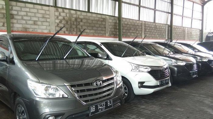 Mau Sewa Mobil Untuk Mudik Lebaran Cek Kisaran Harga Sewa Mobil Di Sidoarjo Tribun Jatim