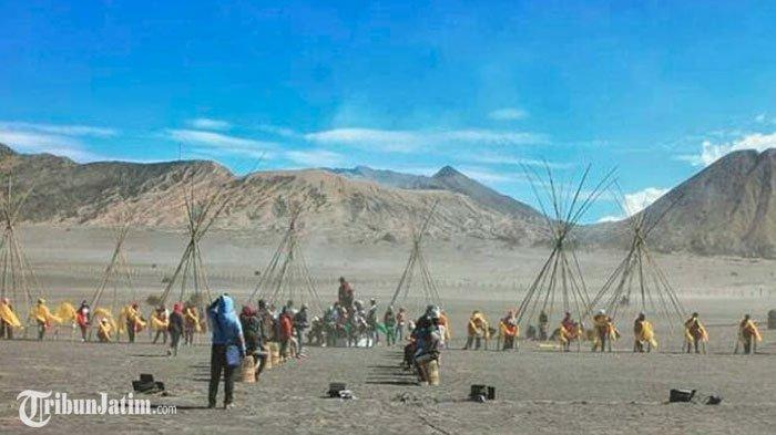 Tradisi Jathilan di Kawasan Wisata Gunung Bromo Bakal Digelar Bulanan, Dimulai 24 Agustus Nanti