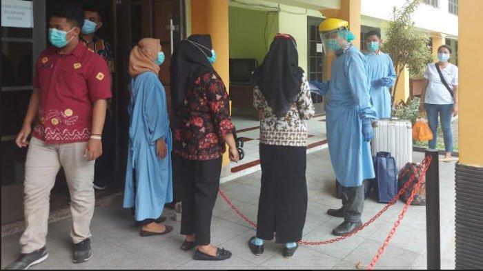 Pekerja Migran Asal Kota Malang Mulai Berdatangan, Jalani Karantina di Safe House Jalan Kawi