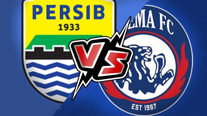 Oh In Kyun Bawa Persib Bandung Unggul Sementara Atas Arema FC di Babak Pertama