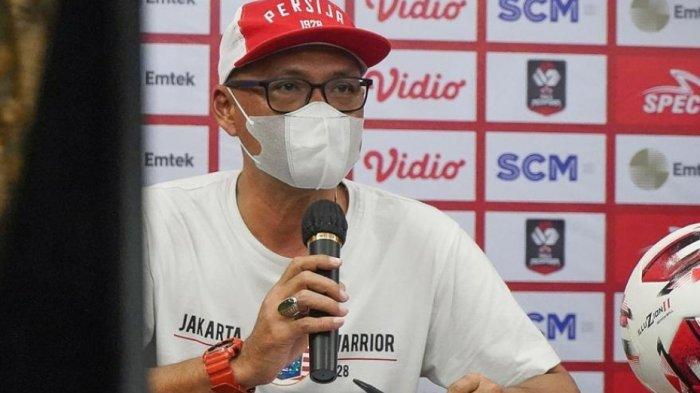 Berhasil Bawa Persija Juara Piala Menpora 2021, Sudirman Merasa Mendapat Hadiah Luar Biasa