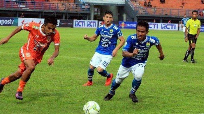 Persib Vs Borneo FC, Hanya Menang 3-2, Maung Bandung Gagal Lolos ke Semifinal Piala Indonesia