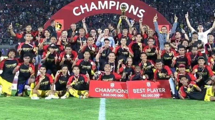 Ini Target Jawara Liga 2 2019 Persik Kediri Sebagai Tim Promosi di Liga 1 Musim Depan