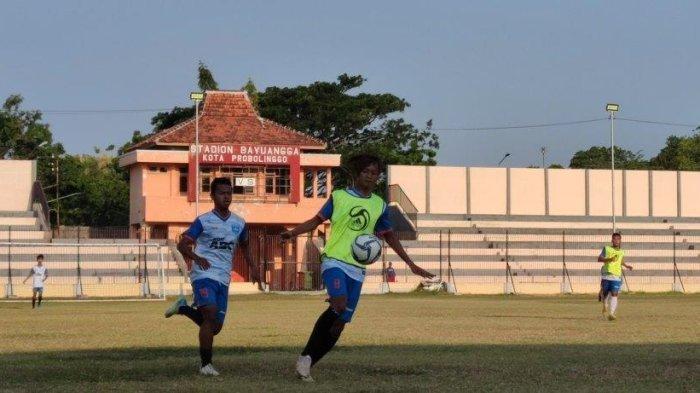 Songsong Liga 3 2021, Persipro 1954 Geber Latihan