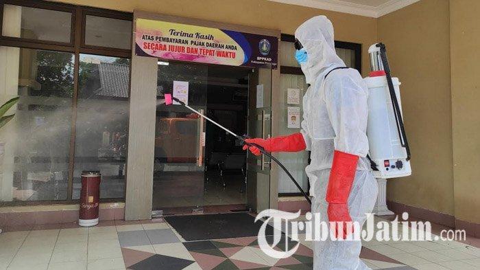 Meski Kantor Pelayanan Pajak Daerah Lockdown, Pemkab Ponorogo Pastikan Layanan Tak Terganggu