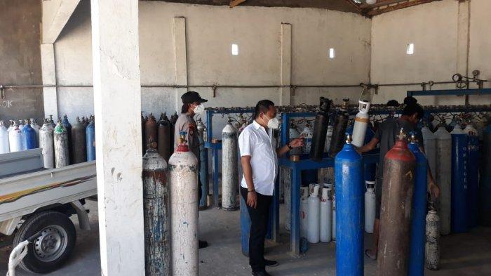 Pemkab Pamekasan Sediakan Oksigen Gratis untuk Masyarakat yang Butuh, Warga Diminta Tidak Panik
