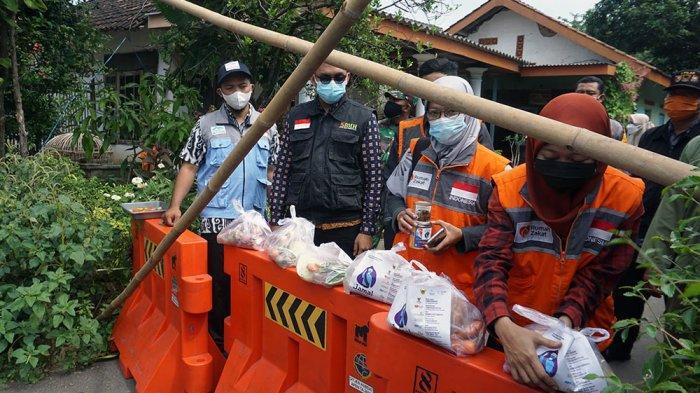 Hadapi PPKM Darurat Kota Kediri Kembali Gandeng Lembaga Amal Si Jamal