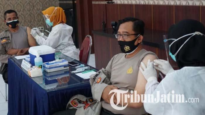 Dinkes Kota Blitar Terima Vaksin Covid-19 AstraZeneca, Sudah Didistribusikan ke Fasilitas Kesehatan