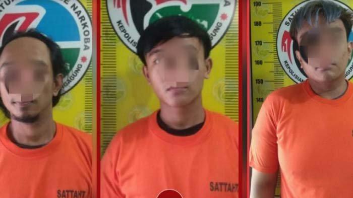 Dua Pekerja Pembuat Kubah Masjid di Tulungagung Dibekuk Polisi, Mengaku Konsumsi Sabu untuk Stamina