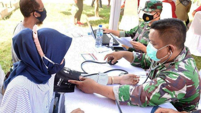 Wali Kota Apresiasi Peran TNI dalam Penanganan Pandemi di Kota Kediri