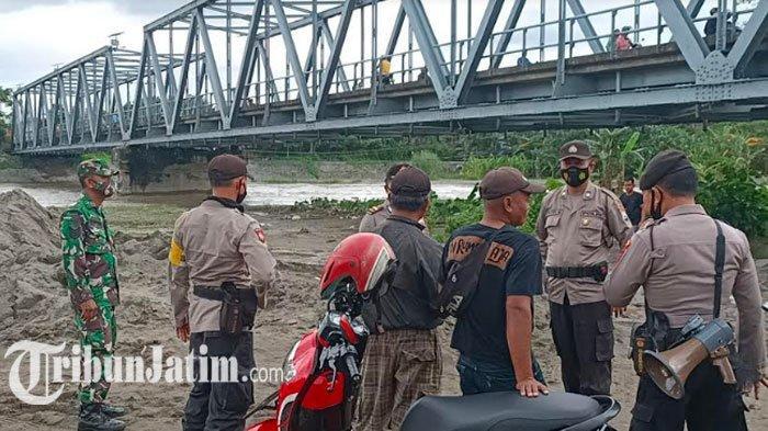 Hari Kedua Tim SAR Belum Temukan Korban Karyawan Sopir 'Bego' yang Hanyut di Kali Konto Kediri