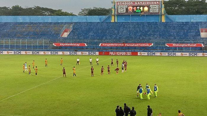 Hasil Piala Menpora - Tahan Imbang Borneo FC, PSM Makassar Lolos Ke Babak 8 Besar