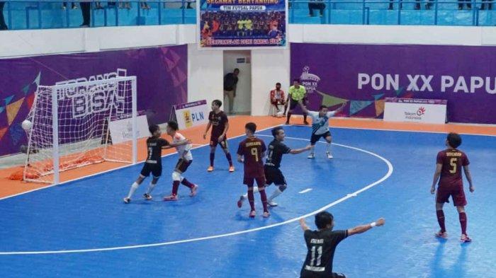 Bakal Hadapi Tuan Rumah, Futsal Jatim Diiming-Imingi Bonus Jika Bisa Lolos ke Final