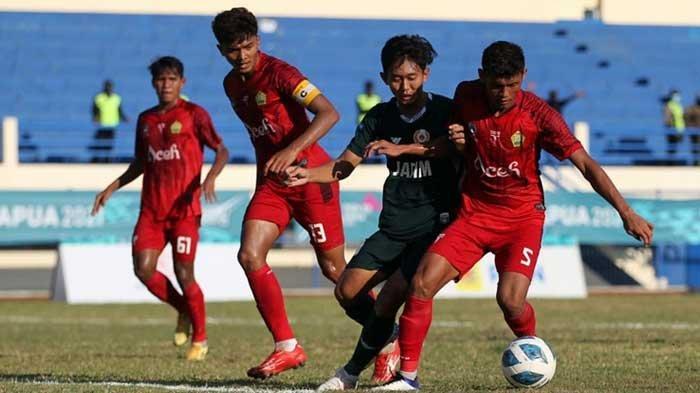 Aceh Melaju ke Final PON XX Papua 2021 usai Kalahkan Jatim, Fakhri Husaini: Berjuang Melebihi Batas