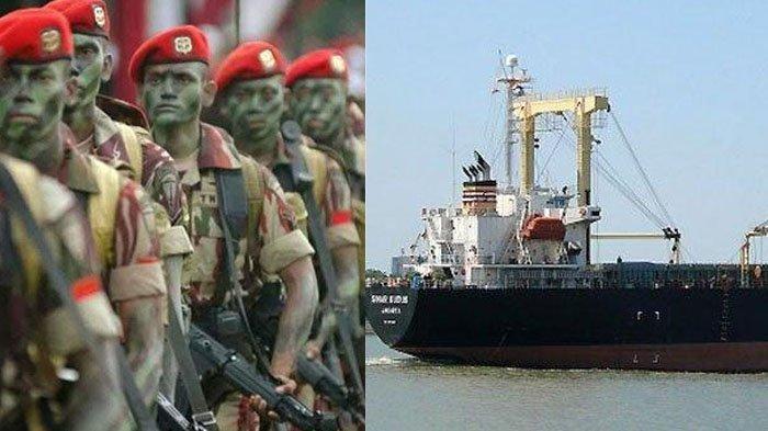 Mengenang Misi Kopassus di Somalia, Bebaskan Kapal Sinar Kudus, SBY Sempat Tak Yakin 'Taruhan Besar'
