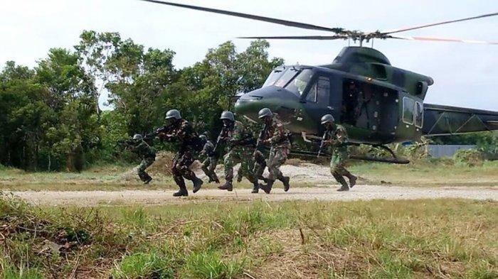 Pertempuran Mengerikan Pinggir Jurang Kostrad Lawan Pasukan Paling Berbahaya di Timor Timur