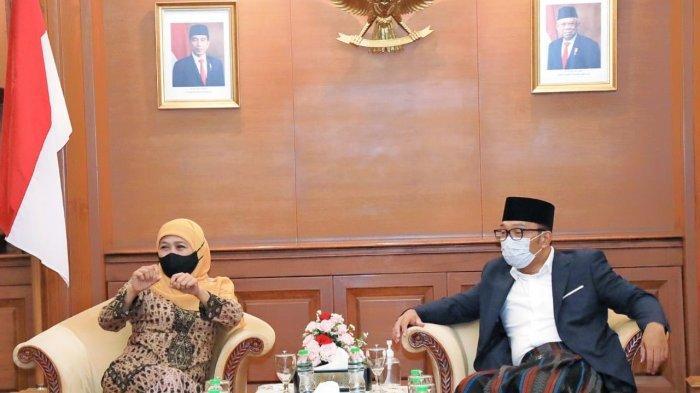 Masjid di Islamic Center Surabaya akan Didesain Ulang oleh Gubernur Ridwan Kamil
