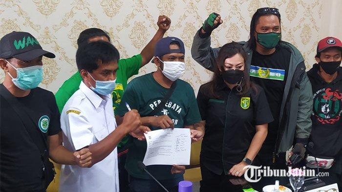 Deal! Pemkot Surabaya Bolehkan Persebaya Gunakan GBT Jadi Homebase, G10N Jadi Tempat Latihan