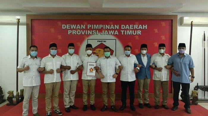 Kepengurusan Partai Gerindra Jatim Banyak Diisi Wajah Baru, Keponakan Khofifah Jadi Wakil Ketua