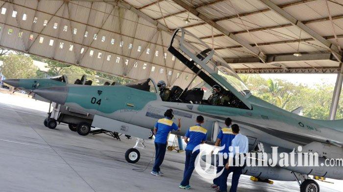 Nasib Dua Pilot Pesawat T-50 Golden Eagle Seusai Alami Insiden, Langsung Dibawa ke Rumah Sakit