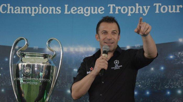 4 Kandidat Favorit Juara Liga Champions 2021-2022 Versi Del Piero, Juventus Tidak Termasuk