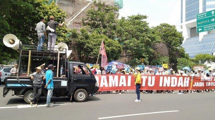 DPC Gerindra Pamekasan Tanggapi Aksi 22 Mei, Sebut Sesuai Arahan Prabowo & Singgung Gugatan Pilpres