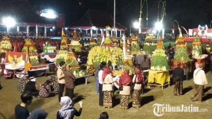 Pemkot Blitar Jadikan Gelaran Gerebeg Pancasila Sebagai Destinasi Wisata Tahunan di Kota Blitar