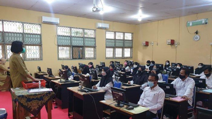 Sebanyak 2.077 Guru Ikuti Seleksi P3K di Kabupaten Mojokerto