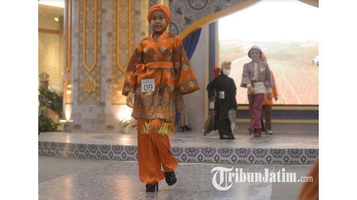 Muslim Model Search for Kids and Teen 2021, Sarana Melatih Kepercayaan Diri lewat Lomba Modeling